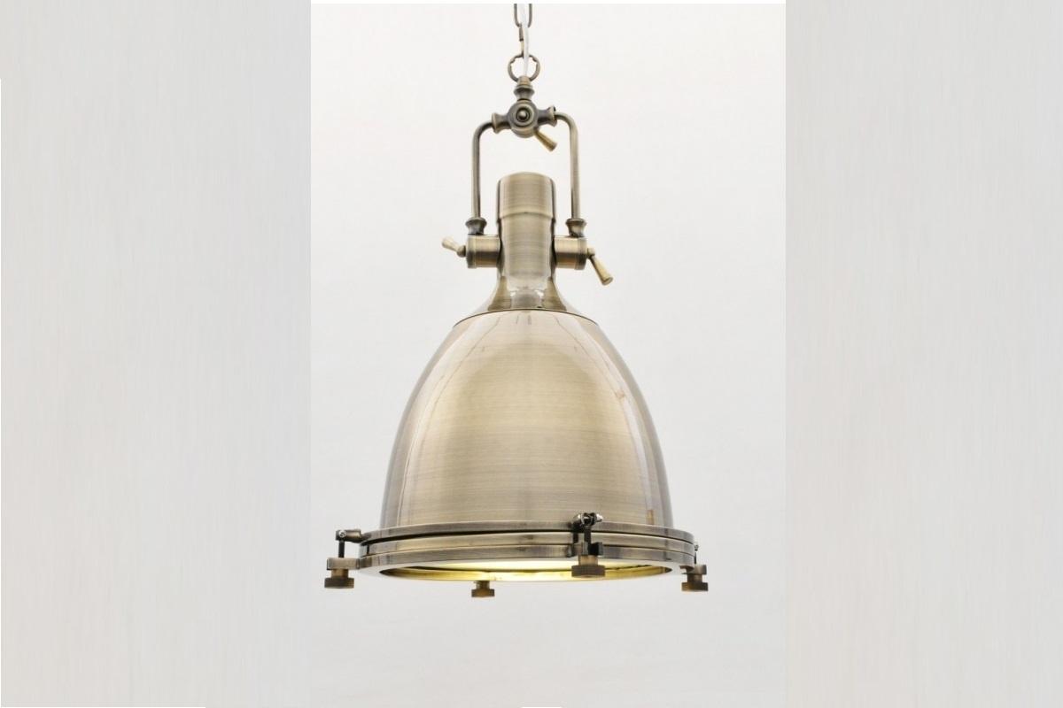 lampadario moderno economico : Lampadario stile industriale moderno ed economico in colore ottone