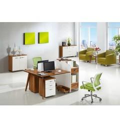 scrivania per due persone