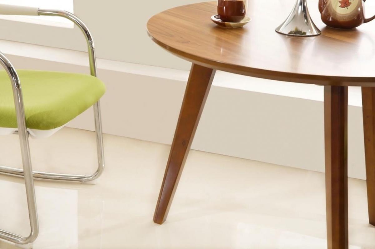 tavolo moderno rotondo a 100 cm da ufficio studio per