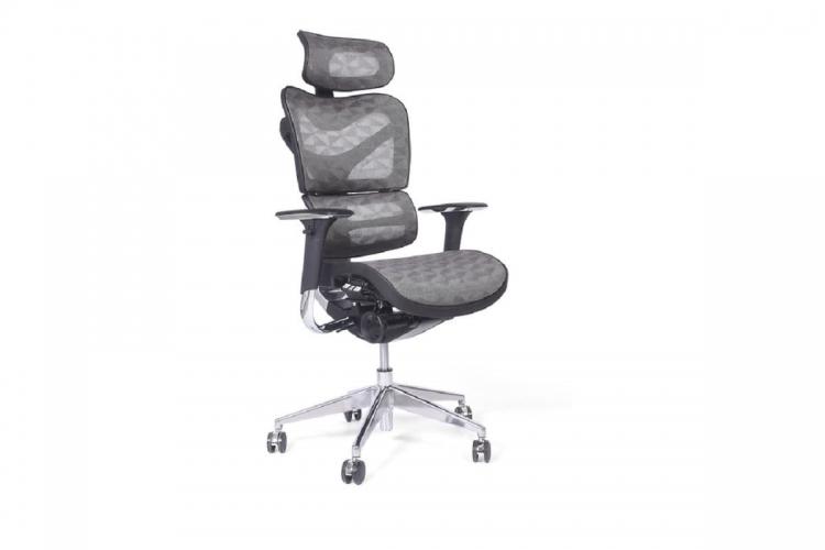 poltrone ergonomiche da ufficio con supporto lombare