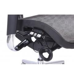 Poltrona ergonomica da ufficio 702 Grafite