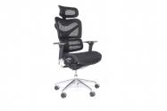 Poltrona ergonomica da ufficio Ergo 700 Nero