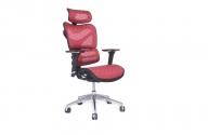 Poltrona ergonomica da ufficio Ergo 600 Rosso