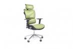 Poltrona ergonomica da ufficio 726B Verde