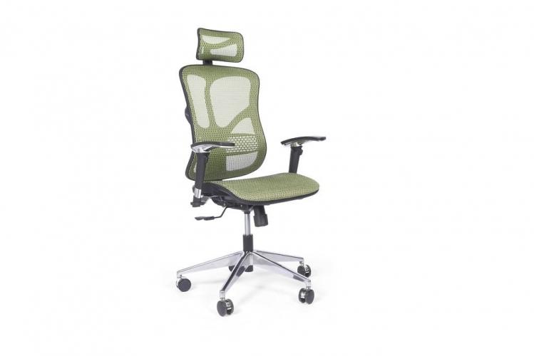 Poltrona ergonomica da ufficio 521 Verde