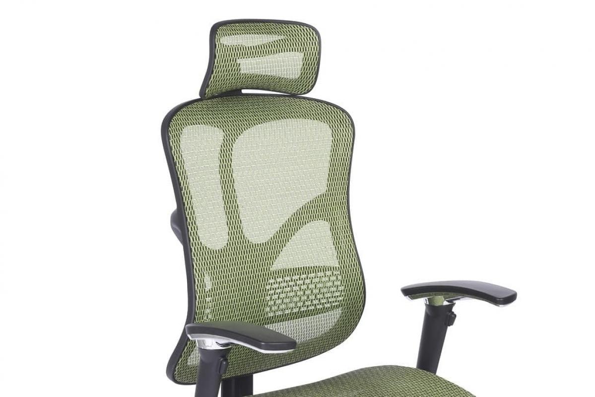Panca Seduta Funzionale In Casa : Poltrona ergonomica e economica per ufficio o studio verde