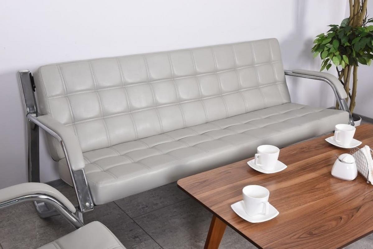 Divano 3 posti moderna per ufficio o studio stilio in for Divano ufficio