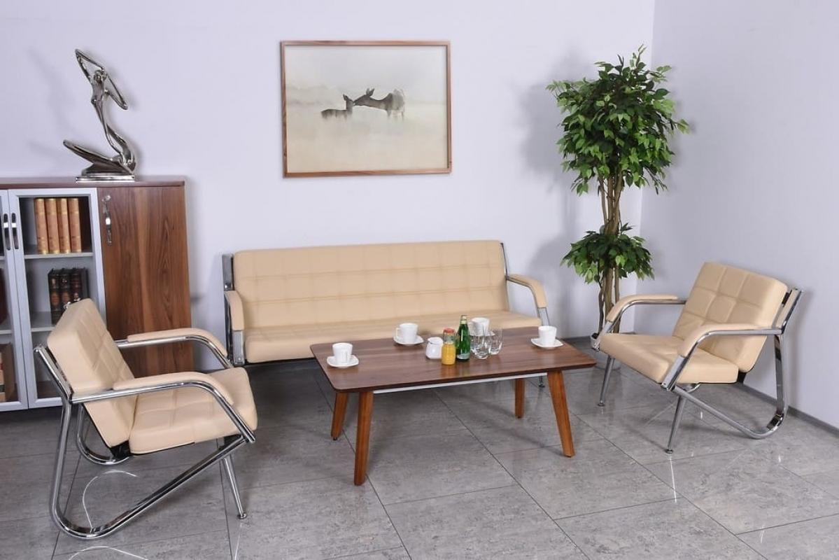 Divano 3 posti moderna per ufficio o studio stilio in for Mobili ufficio como