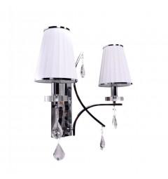 applique-lampada-da-parete-da-muro-moderno-classico-cromato-con-cristalli-da-interni-salotto-con-2-bracci-colore-bianco-Glamour