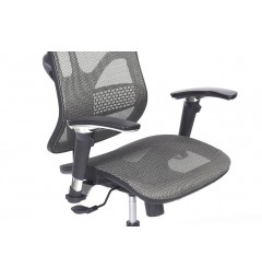 Poltrona ergonomica da ufficio 521 Grafite