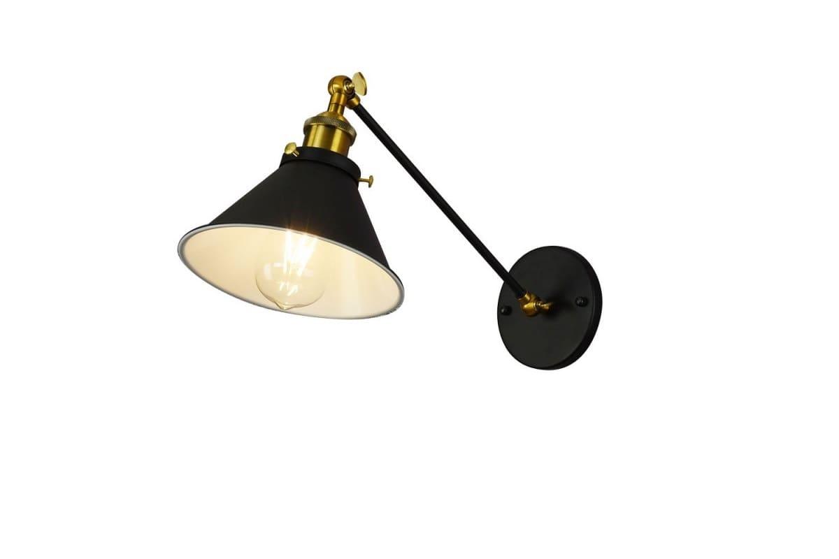 Lampada da parete stile industriale: lampade da cucina industriale