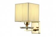 Applique lampada da parete LINIANO W1 Oro