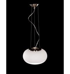 Lampadario design a sospensione in vetro a forma di ciambella LDP 6091-380