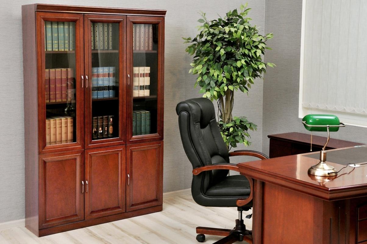 Arredamento set ufficio completo in stile classico ...