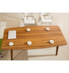 Tavolo moderna da conferenza Evolutio E102 da 160 cm