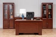 Scrivania in stile classico per ufficio PRESTIGE B420 1,2 Metri