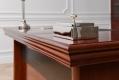 Scrivania elegante in stile classico per ufficio o studio PRESTIGE B620 1,6 Metri