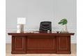 Scrivania direzionale in stile classico per ufficio o studio professionale PRESTIGE B710 da 2,4 Metri per manager e avvocati