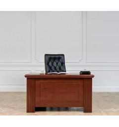 Scrivania in stile classico per ufficio o studio PRESTIGE B410 da 1,4 Metri