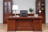 Scrivania direzionale da ufficio classica PRESTIGE B630 2 Metri