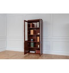 Libreria da ufficio in legno elegante