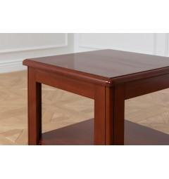 Tavolino basso da caffè in stile classico per ufficio o studo professionale PRESTIGE L510-2