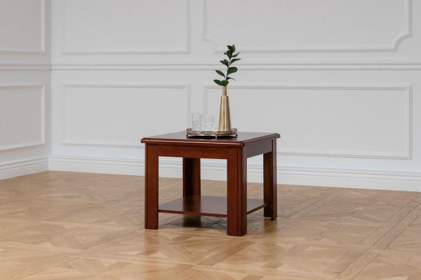 Tavolino basso da caffè in stile classico per ufficio o studo professionale PRESTIGE L510-1