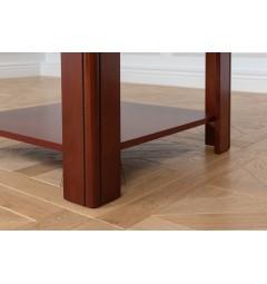 Tavolino basso da caffè in stile classico per ufficio o studo professionale PRESTIGE L510-3