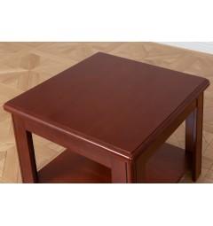 Tavolino basso da caffè in stile classico per ufficio o studo professionale PRESTIGE L510-5