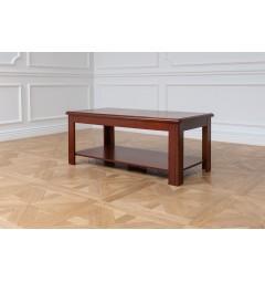 Tavolino basso da caffè in stile classico per ufficio o studio professionale PRESTIGE L520-2