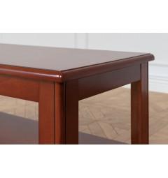 Tavolino basso da caffè in stile classico per ufficio o studio professionale PRESTIGE L520-4