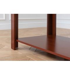 Tavolino basso da caffè in stile classico per ufficio o studio professionale PRESTIGE L520-5
