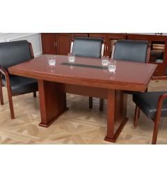 Tavolo-da-conferenza-e-riunione-in-stile-classico-per-ufficio-o-studio-professionale-PRESTIGE-S610-1,6-Metri-2