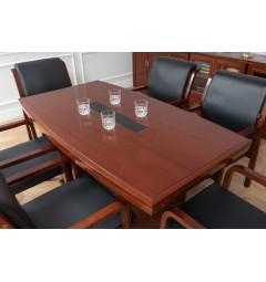 Tavolo-da-conferenza-e-riunione-in-stile-classico-per-ufficio-o-studio-professionale-PRESTIGE-S610-1,6-Metri-3
