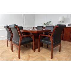 Tavolo-da-conferenza-e-riunione-in-stile-classico-per-ufficio-o-studio-professionale-PRESTIGE-S610-1,6-Metri-7