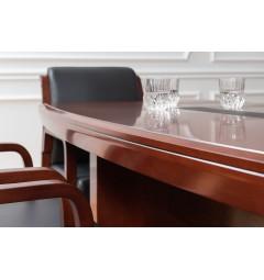 Tavolo da conferenza e riunione in stile classico per ufficio o studio professionale PRESTIGE S610 da 1,8 Metri-5