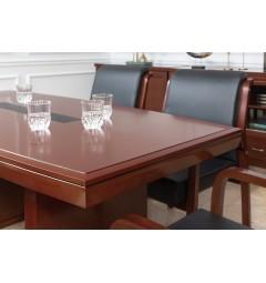 Tavolo da conferenza e riunione in stile classico per ufficio o studio professionale PRESTIGE S610 da 1,8 Metri-8