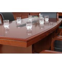 tavolo per convegni in legno