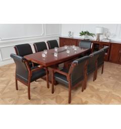 Tavolo-da-conferenza-e-riunione-in-stile-classico-per-ufficio-o-studio-professionale-PRESTIGE-S610-da-2-Metri-8