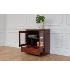 Arredamento set ufficio completo in stile classico serie for Arredamento in saldo