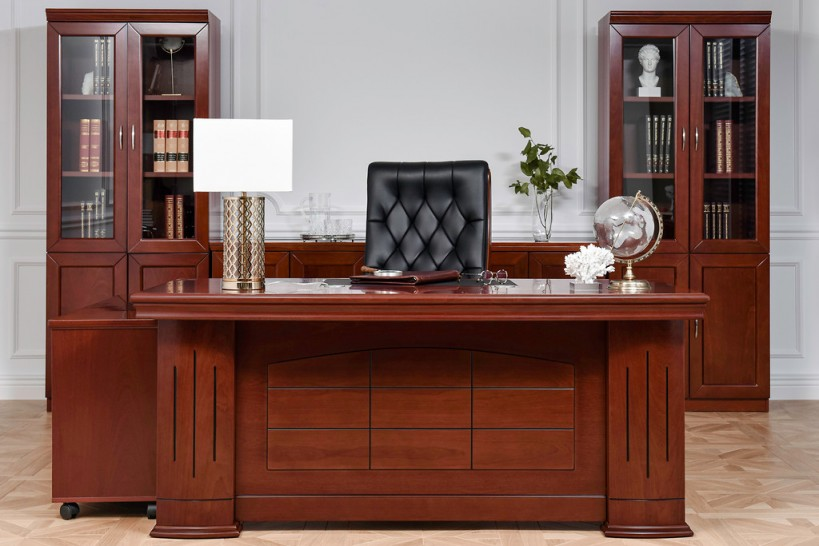 Completo ufficio Classic con scrivania 1,8 Metri