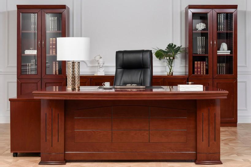 Completo ufficio Classic con scrivania 2 Metri