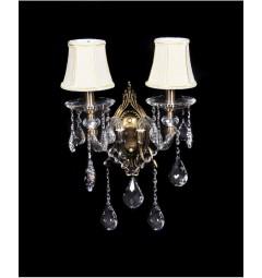 Applique lampada da parete Bianca W2 LDW 66251 - 2