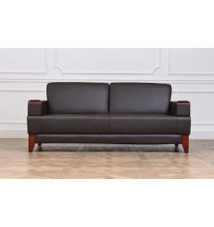 divanetti ufficio in pelle per sala d'attesa