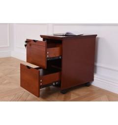 cassettiera da abbinare alla scrivania classica prestige b630