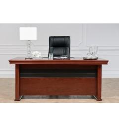 Scrivania in stile classico per ufficio o studio PRESTIGE B620 da 1,8 Metri