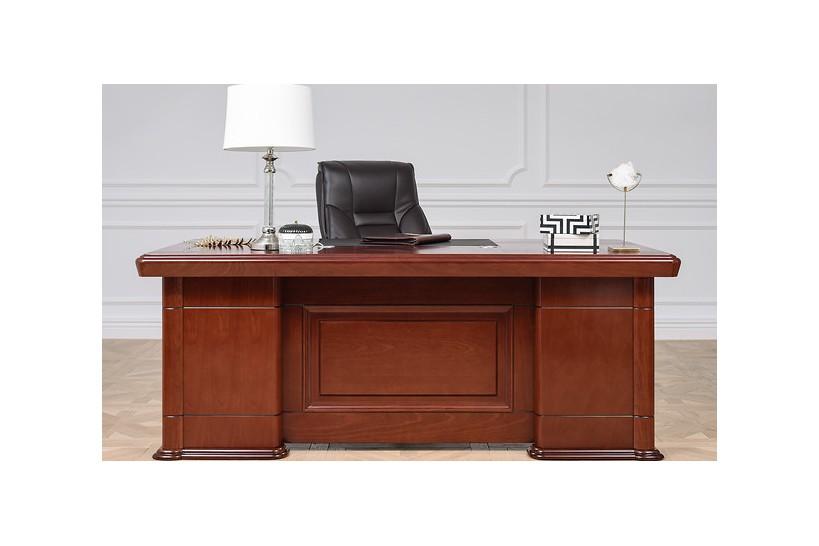 scrivania direzionale presidenziale da ufficio prestige 2 metri elegante stile classico studi professionali legno
