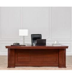scrivania studio legno
