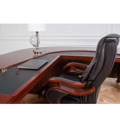 scrivania di lusso elegante e prestigiosa