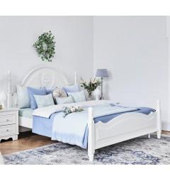 Letto Bianco 150 x 190 + Rete Princess 805